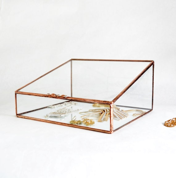 Find great deals on eBay for large glass jewelry box. Shop with confidence.