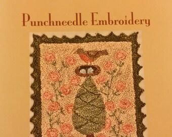 Teresa Kogurt Punchneedle Embroidery  kit/pattern