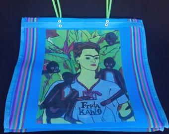 Frida Kahlo Market Tote bag