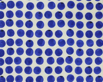 Bluebird - Blueberries - Melody Miller for Cotton + Steel - 5045-1 - 1/2 yd