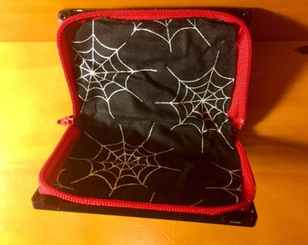 Spider Webs Wallet