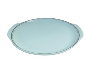 Mint Green Serving Plate