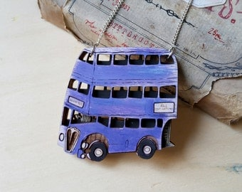 The Knight Bus Necklace