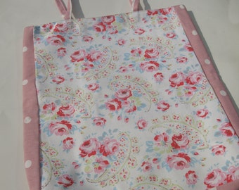 Shopping bag - tote - made with Cath Kidston paisley