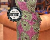 Ankara Jersey Classic Record African Print Jersey Hollandais Wax Fabric, Bodycon dress, Jersey Fabric, African Textiles ( Price Per 1 Yard)1