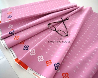 Stars in Pink - Mustang - Melody Miller - Cotton + Steel - 1 Yard