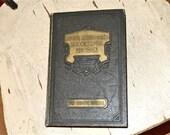 900 Recipes Lulu Silvernail, 1923 hardback, A Fine Doozy of a Vintage Cookbook
