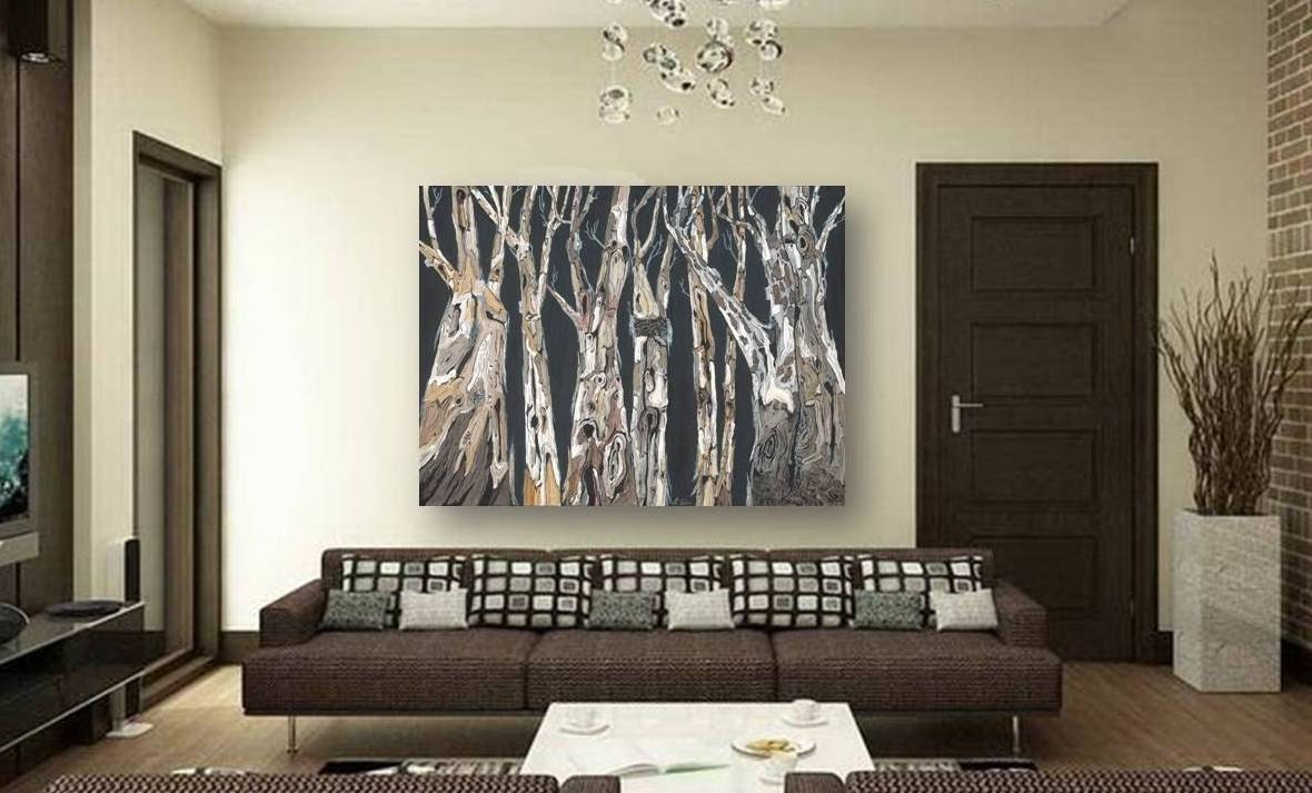 extra large wall art oversized living dining room masculine. Black Bedroom Furniture Sets. Home Design Ideas