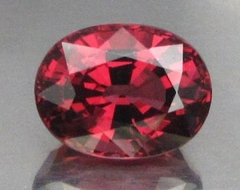 1.94 Ct Natural Pink Reddish Garnet Real Africa Unheated