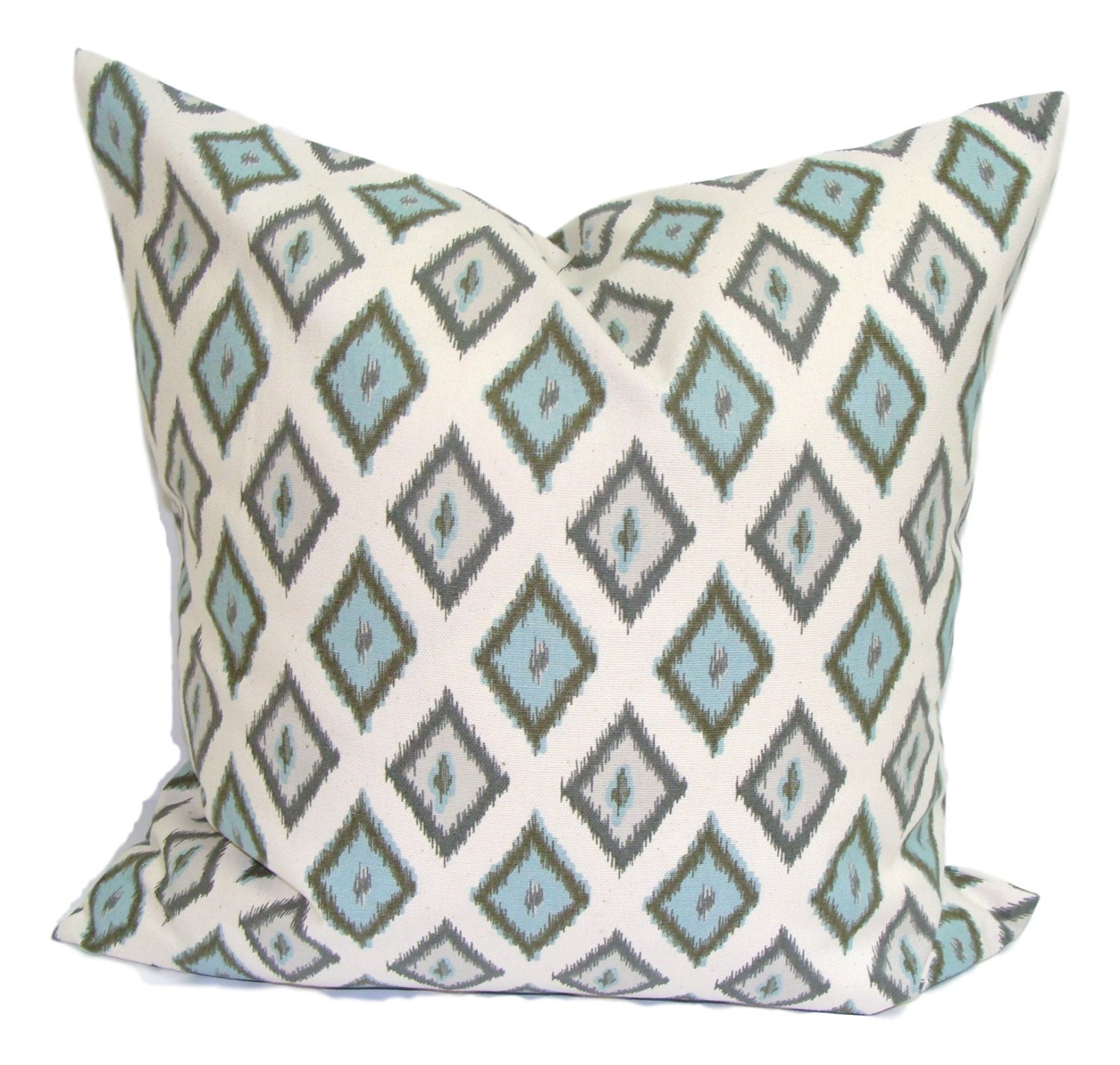 Decorative Pillows Blue : Decorative Pillows Blue Blue Pillow Cover Home Decor Blue