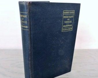 Antique Shakespeare - Merchant Of Venice - 1960 - Illustrated