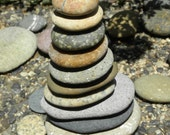 RESERVED***Awesome Natural Beach Stone Stack 12 plus Ocean Rocks