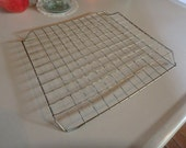 Vintage French Wire Cooling Rack
