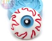 Red Eyeball Cabochone Mold Flexible Mold Silicone Mold Chocolate Mold Cupcake Deco DIY Mold Polymer Clay Mold 602m*