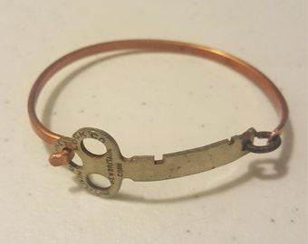 key bracelet