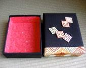 Box,100%Silk  Kimono fabric,#2