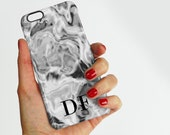 Monogram phone case - fancy