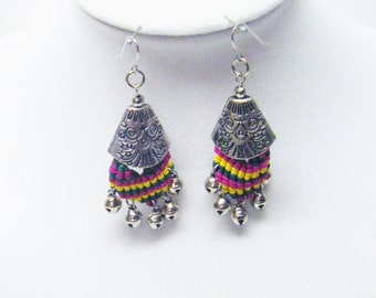 Tribal Market by Traditions Earrings