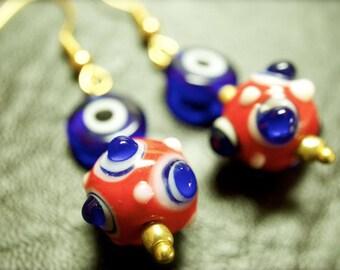 011 Red White & Blue Bumpy
