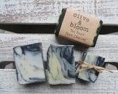 Tea Tree & Black Charcoal Facial Bar Soap