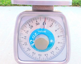 Taylor 32 Oz Scale, Stainless Steel Scale
