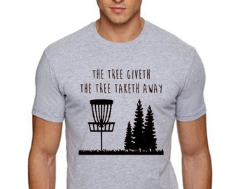 Disc Golf Shirt Funny