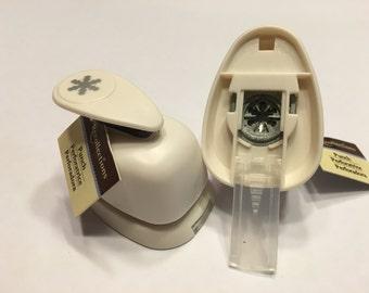 mini snowflake punch, 10 mm ( HR21)