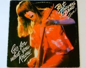 Pat Travers Band Live - Go For What You Know - Hard Rock - Blues Rock - Polydor Records 1979 - Vintage Vinyl LP Record Album
