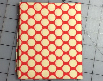 Amy Butler - FAT QUARTER cut of Lotus Full Moon Cherry Dot AB13