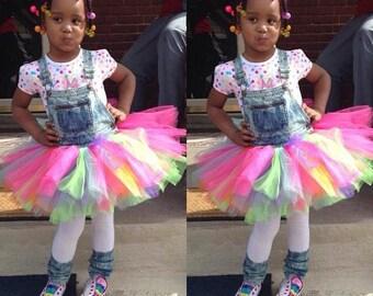 Children'sTutu jumper dress