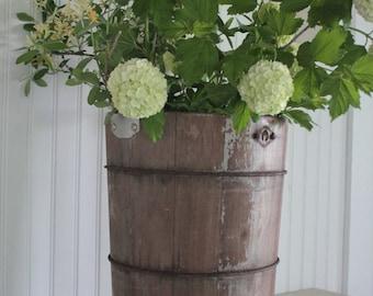 Vintage Icecream Bucket/Maker