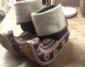 Vintage Ethnic Boots