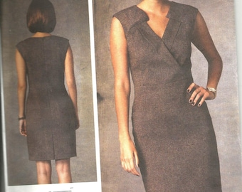 Vogue 1420 new and uncut size 6 - 14 lovely womans dress