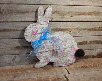 Easter Bunny Decor..