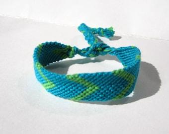 Friendship Bracelet -Chevron