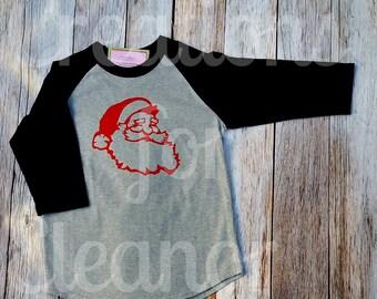 Christmas Shirt, Womens Christmas Shirt, Christmas Tshirt, Womens Christmas Tshirt, Christmas, Raglan Sleeve, Baseball, Holiday Tshirt