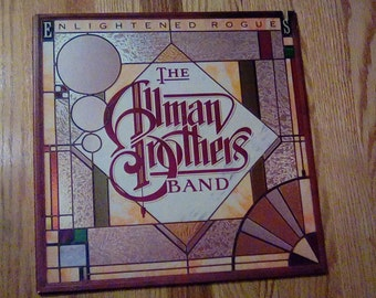 The Allman Brothers Band Enlightened Rogues Southern Rock Crazy love Sail Away Pegasus Gregg Dickey Betts
