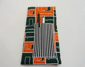 University of Miami Hurricanes Waitress/Server Book Cover