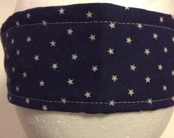 Grey Stars Headband