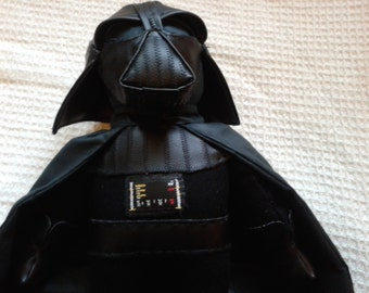 Darth Vader Star Wars Plushie, soft leatherette