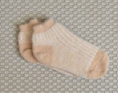 1 pr. Women's Slippers Warm Angora Wool Socks