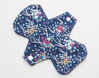 "Antlers - 7"" Light Flow Pantyliner - Ultra thin Trim"