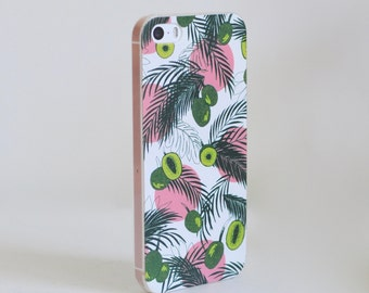 Breadfruit iPhone Case / Soft TPU Phone Case / Ready to Ship / iPhone 5/5s/SE - iPhone 6/6s - iPhone 6/6s Plus - iPhone 7