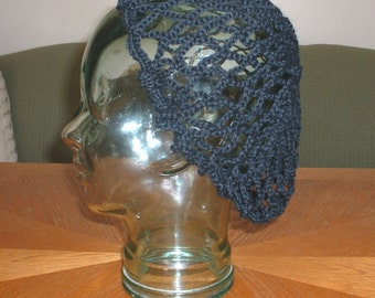 Woman's snood in black