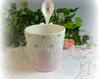 Romantic Spooner Mug