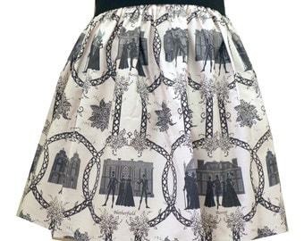 Pride & Prejudice Full Skirt