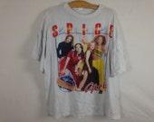 90s rare spice girls shirt size M/L