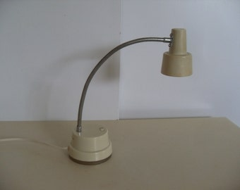 Vintage  Gooseneck Desk Lamp,Mini Lamp,Light