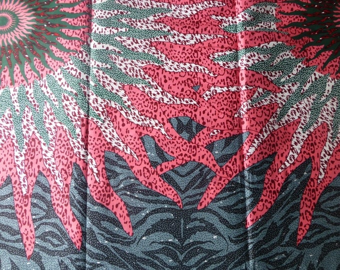 African Cloth Cotton Fabric For Dressmaking and Craft Making/Ankara Print Sold By The Yard162165287621