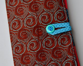 Kindle HD7 Cover ~ Ereader Case ~ Handmade ~ One of a kind
